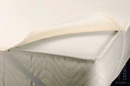 Cotonea Matratzenauflage aus Bio-Baumwolle