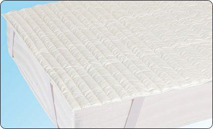 Dormabell Matratzenauflage CL-Leinen 90 x 200 cm