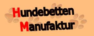 Hundebettenmanufaktur Logo