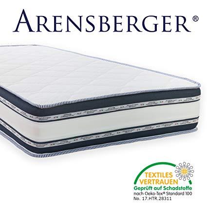 Arensberger  Relaxx 9 Zonen Wellness Matratze