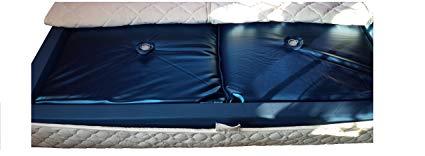 HK-Wasserbetten Mesamoll2® Wasserbett Matratze 90x200