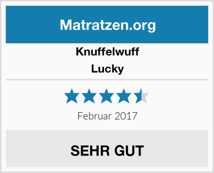 Knuffelwuff Lucky Test