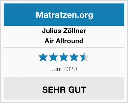 Julius Zöllner Air Allround Test