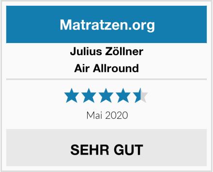 Julius Zöllner  Air Allround Test