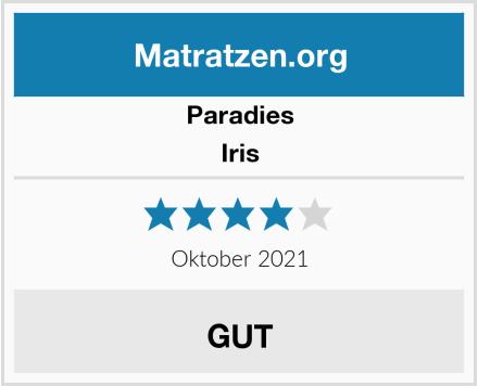 Paradies Iris Test