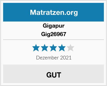 Gigapur Gig26967 Test