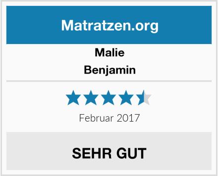 Malie Benjamin Test