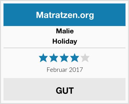 Malie Holiday Test