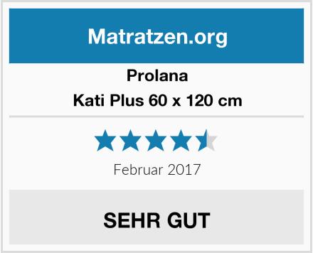 Prolana Kati Plus 60 x 120 cm Test