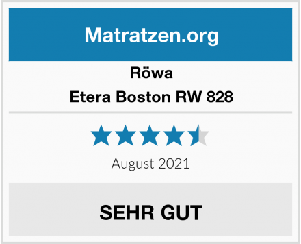 Röwa Etera Boston RW 828 Test