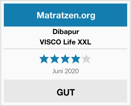 Dibapur VISCO Life XXL Test