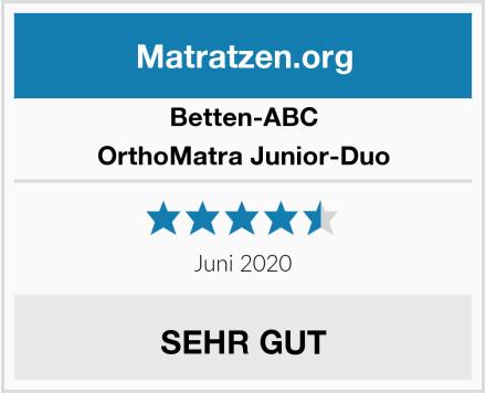 Betten-ABC OrthoMatra Junior-Duo Test