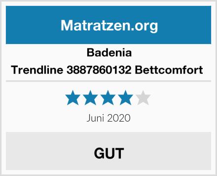 Badenia Trendline 3887860132 Bettcomfort  Test
