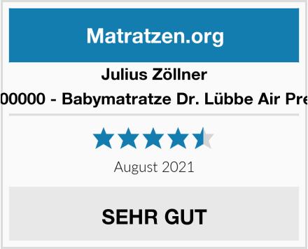 Julius Zöllner 7960200000 - Babymatratze Dr. Lübbe Air Premium Test