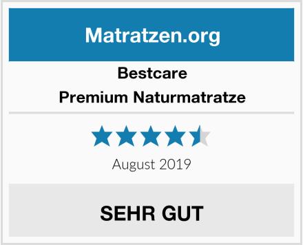 Bestcare Premium Naturmatratze Test