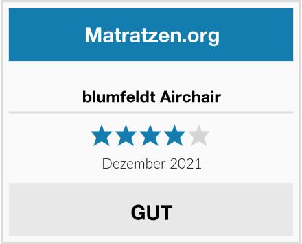 blumfeldt Airchair Test