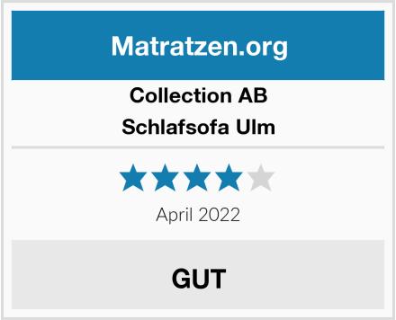 Collection AB Schlafsofa Ulm Test