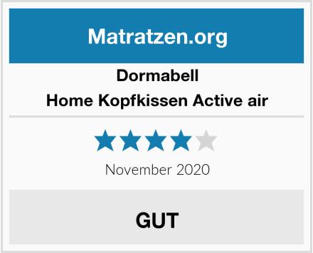Dormabell Home Kopfkissen Active air Test