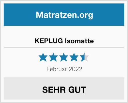 KEPLUG Isomatte Test