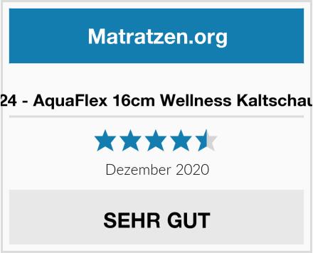 Träumegut24 - AquaFlex 16cm Wellness Kaltschaummatratze Test