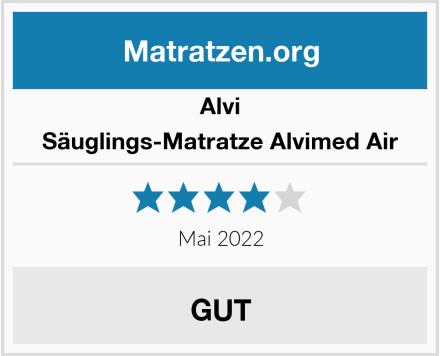 Alvi Säuglings-Matratze Alvimed Air Test