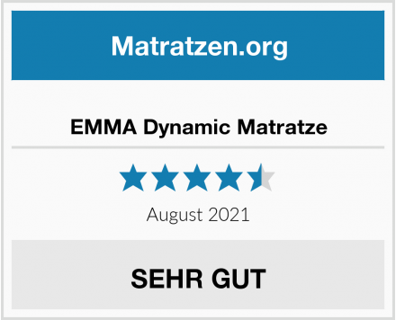 EMMA Dynamic Matratze Test