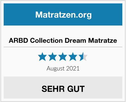 ARBD Collection Dream Matratze Test