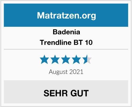 Badenia Trendline BT 10 Test