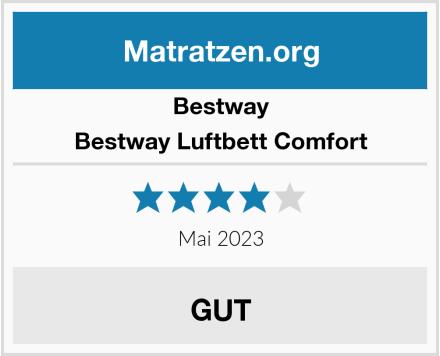 Bestway Luftbett Comfort Test