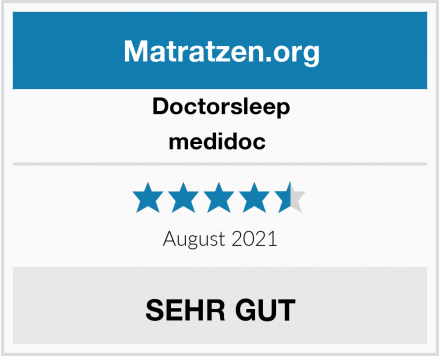 Doctorsleep medidoc  Test