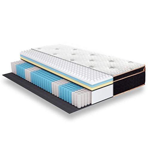 BedStory 7-Zonen-Taschenfederkernmatratze